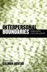 link and cover image for the book Interpersonal Boundaries: Variations and Violations