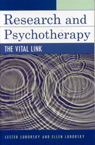 link and cover image for the book Research and Psychotherapy: The Vital Link