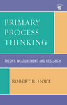 link and cover image for the book Primary Process Thinking: Theory, Measurement, and Research