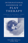 link and cover image for the book International Handbook of Play Therapy: Advances in Assessment, Theory, Research and Practice
