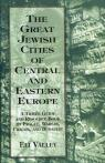 link and cover image for the book Great Jewish Cities of Central and Eastern Europe: A Travel Guide & Resource Book to Prague, Warsaw, Crakow & Budapest