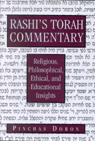 link and cover image for the book Rashi's Torah Commentary: Religious, Philosophical, Ethical, and Educational Insights