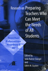 link and cover image for the book Research on Preparing Teachers Who Can Meet the Needs of All Students: Teacher Education Yearbook XI