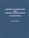 link and cover image for the book Library Automation for Library Technicians: An Introduction