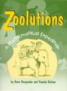 link and cover image for the book Zoolutions: A Mathematical Expedition With Topics for Grades 4 Through 8