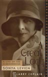 link and cover image for the book A Great Lady: A Life of the Screenwriter Sonya Levien