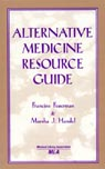 link and cover image for the book Alternative Medicine Resource Guide