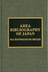 link and cover image for the book Area Bibliography of Japan