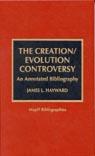 link and cover image for the book The Creation/Evolution Controversy: An Annotated Bibliography