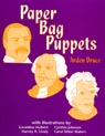 link and cover image for the book Paper Bag Puppets