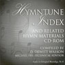 link and cover image for the book Hymntune Index and Related Hymn Materials CD-ROM