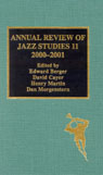 link and cover image for the book Annual Review of Jazz Studies 11: 2000-2001
