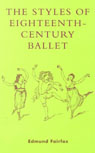 link and cover image for the book The Styles of Eighteenth-Century Ballet