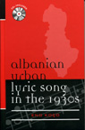 link and cover image for the book Albanian Urban Lyric Song in the 1930s
