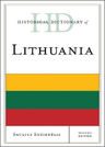 link and cover image for the book Historical Dictionary of Lithuania, Second Edition