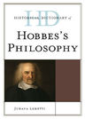 link and cover image for the book Historical Dictionary of Hobbes's Philosophy