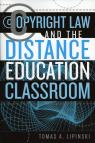 link and cover image for the book Copyright Law and the Distance Education Classroom
