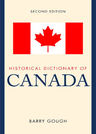 link and cover image for the book Historical Dictionary of Canada, 2nd Edition