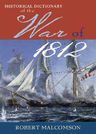 link and cover image for the book Historical Dictionary of the War of 1812