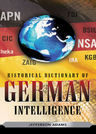 link and cover image for the book Historical Dictionary of German Intelligence