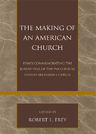 link and cover image for the book The Making of an American Church: Essays Commemorating the Jubilee Year of the Evangelical United Brethren Church