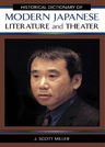 link and cover image for the book Historical Dictionary of Modern Japanese Literature and Theater