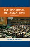 link and cover image for the book Historical Dictionary of International Organizations, Second Edition