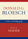 link and cover image for the book Donald G. Bloesch: A Research Bibliography
