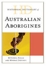 link and cover image for the book Historical Dictionary of Australian Aborigines