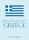 link and cover image for the book Historical Dictionary of Modern Greece