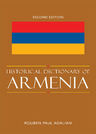 link and cover image for the book Historical Dictionary of Armenia, 2nd Edition