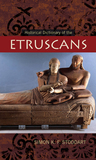 link and cover image for the book Historical Dictionary of the Etruscans