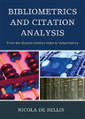 link and cover image for the book Bibliometrics and Citation Analysis: From the Science Citation Index to Cybermetrics