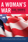 link and cover image for the book A Woman's War: The Professional and Personal Journey of the Navy's First African American Female Intelligence Officer
