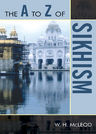 link and cover image for the book The A to Z of Sikhism