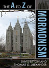 link and cover image for the book The A to Z of Mormonism