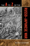 link and cover image for the book The A to Z of the Russo-Japanese War