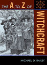 link and cover image for the book The A to Z of Witchcraft