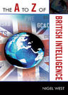 link and cover image for the book The A to Z of British Intelligence