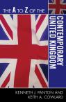 link and cover image for the book The A to Z of the Contemporary United Kingdom
