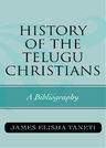 link and cover image for the book History of the Telugu Christians: A Bibliography