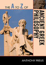 link and cover image for the book The A to Z of Ancient Greek Philosophy