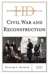 link and cover image for the book Historical Dictionary of the Civil War and Reconstruction, Second Edition