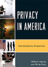 link and cover image for the book Privacy in America: Interdisciplinary Perspectives