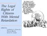 link and cover image for the book The Legal Rights of Citizens with Mental Retardation