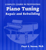 link and cover image for the book Complete Course in Professional Piano Tuning: Repair and Rebuilding