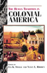 link and cover image for the book The Human Tradition in Colonial America