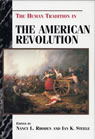 link and cover image for the book The Human Tradition in the American Revolution