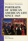 link and cover image for the book Portraits of African American Life since 1865