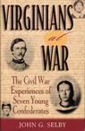 link and cover image for the book Virginians at War: The Civil War Experiences of Seven Young Confederates